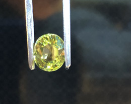 1.61 CHRYSOBERYL COLLECTION IF-VVS