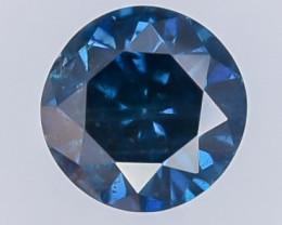 0.34 Crt IGI Certified Diamond Faceted Gemstone (R57)