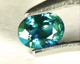 1.03 ct  Top Color, Top Clarity Natural Emerald