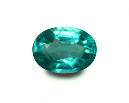 1.28 ct   Natural Emerald Gorgeous  Top Stone!