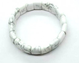collective PIECES Howlite  Stone  15 MM 251.80 cts