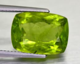 7.25 Cts  Neon Green Peridot From Pakistan