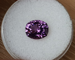3,80ct Amethyst - Master cut!