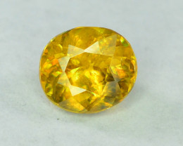 1.35 carats AAA Fire Sphene gemstone
