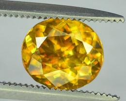 1.70 carats AAA Fire Sphene gemstone