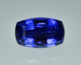 4.85 Cts Stunning Attractive Natural Vivid Blue Tanzanite