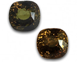 3.48 Carats | Natural Unheated Chrysoberyl Alexandrite|Loose Gemstone|New|