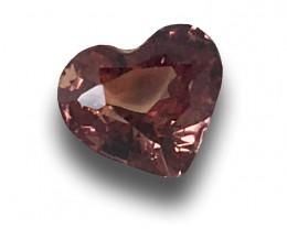 Natural Unheated Pinkish Orange Sapphire|Loose Gemstone|New|