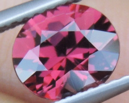 1.67cts Umbalite, Open Color,  Precision Cut, Clean, Untreated