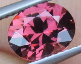 1.69cts Umbalite, Open Color,  Precision Cut, Clean, Untreated