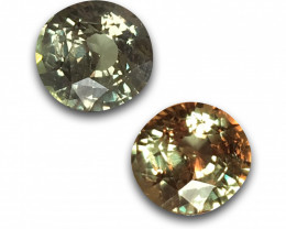 Natural Unheated Chrysoberyl Alexandrite|Loose Gemstone|New| Sri Lanka