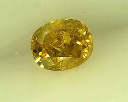 0.18ct  Diamond , 100% Natural Untreated