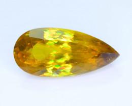 Rare AAA Fire 5.03 ct Malayaite Sphene Badakhshan Sku-20