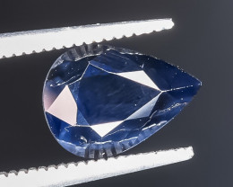 2.32 Crt GIL Certified Sapphire Unheated Faceted Gemstone (R58)