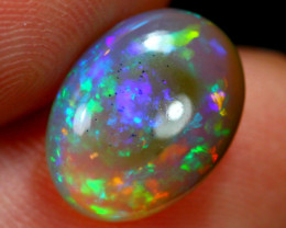 2.41cts Natural Ethiopian Welo Solid Opal