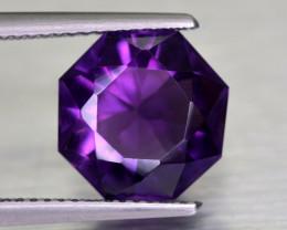No Reserve 3.60 Cts Amethyst Gemstone~Brazil