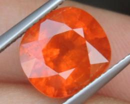 """5.05cts  """"Mandarin""""  Spessartite,  Wow Stone"""