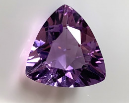 ⭐INTENSELY STUNNING RICH PINK PURPLE AMETHYST GEM 3.35ct