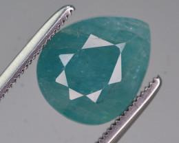 2.50 Ct Incredible Color Natural Grandidierite Gemstone