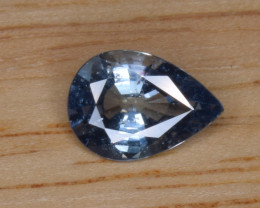 Natural Color Changing Sapphire 1.20 Cts Faceted Gemstone
