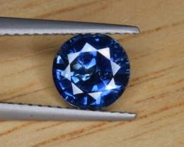 Natural Sapphire 1.50 Cts Corn Flower Blue from Sri Lanka