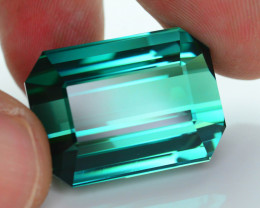 AAA Grade 54.5 ct Rich Color  Tourmaline