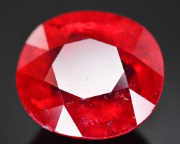 11.45 Ct Marvelous Color Natural Rubelite Tourmaline