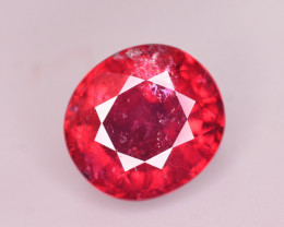 4 Ct Incredible Color Natural Rubelite Tourmaline