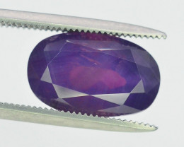 5.30 Cts Natural Kashmir Corundum Gemstones