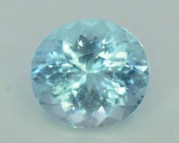 10.90 Cts Natural Aquamarine  Gemstones