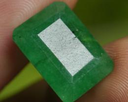 13.90 CT Emerald Brazil-Treated Stone
