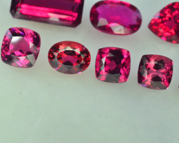 26 carats Rubelite Tourmaline Gemstone Lot