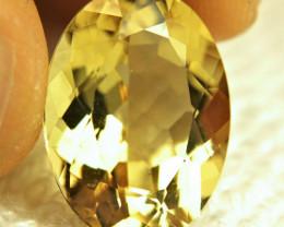 17.32 Carat Natural VVS1 South American Andesine - Gorgeous