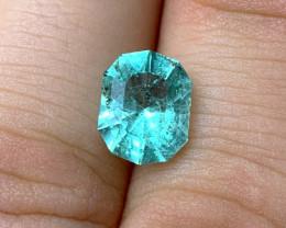 3.14 cts Colombian Emerald - Precision Cut - Marco Voltolini