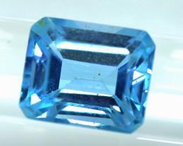 8.322 carats Swiss Blue Topaz ANGC - 779