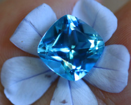 5.04 CTS ELECTRIC BLUE TOPAZ  STUNNING  [GERMANY TREATED][S-SAFE223]