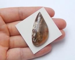 35.5cts Sale jasper cabochon beads wholesale gem for desinger (A587)