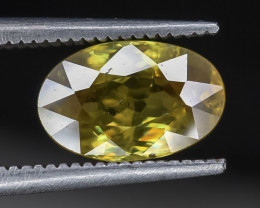 2.0 Crt Sphene Faceted Gemstone (R59)