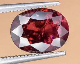 3.90 Crt Rhodolite Garnet Faceted Gemstone (R59)