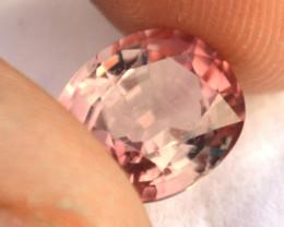 4.84 Carat Tourmaline -- Fine Pink Oval Cut Tourmaline