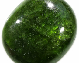 38.35 CTS CHROME DIOPSIDE  CAB- RICH GREEN [STS1543]