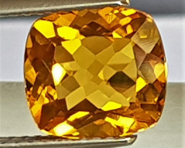2.69cts Yellow Beryl,  Clean
