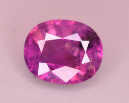 Rare 1.35 Ct Amazing Color Natural Corundum Sapphire From Kashmir