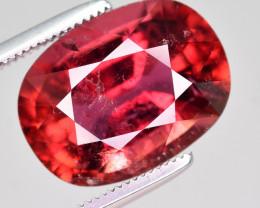 6.65 ct  Natural Rubelite Tourmaline Gemstone