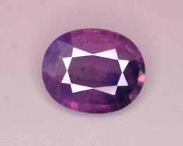 Rare 2.50 Ct Natural Corundum Sapphire From Kashmir