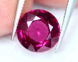 2.81Ct Natural VS Clarity Pinkish Purple Rhodolite Garnet ~ B13/5