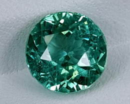 3.35Crt Green Spodumene  Best Grade Gemstones JI128