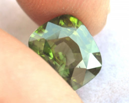 5.46 Carat Zircon -- Wonderful Forest Green Zircon!!