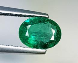 """1.12 ct """" AAA Grade Gem """"  Fantastic  Octagon Cut Natural Emerald"""