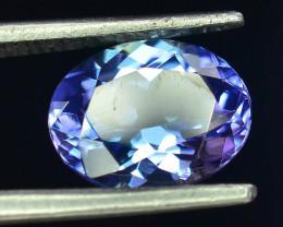 2.05 Cts Natural Tanzanite Gemstones